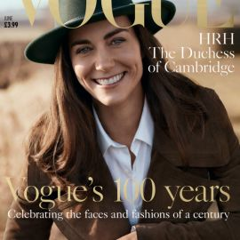 Vogue Magazine 2016 HRH Duchess of Cambridge
