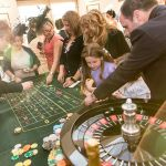 Wedding Casino Party - Roulette Fun