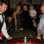 Wedding roulette hire, wedding casino hire